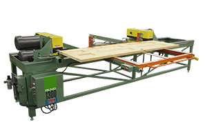 Double-End Trim Saw