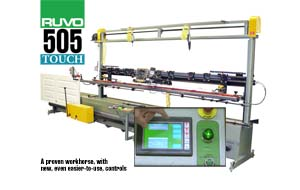 RUVO 505 Hercules Interior door machine